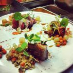 Lamb 3 Way Tallulah on Thames Newport, RI  Chef Jake Rojas
